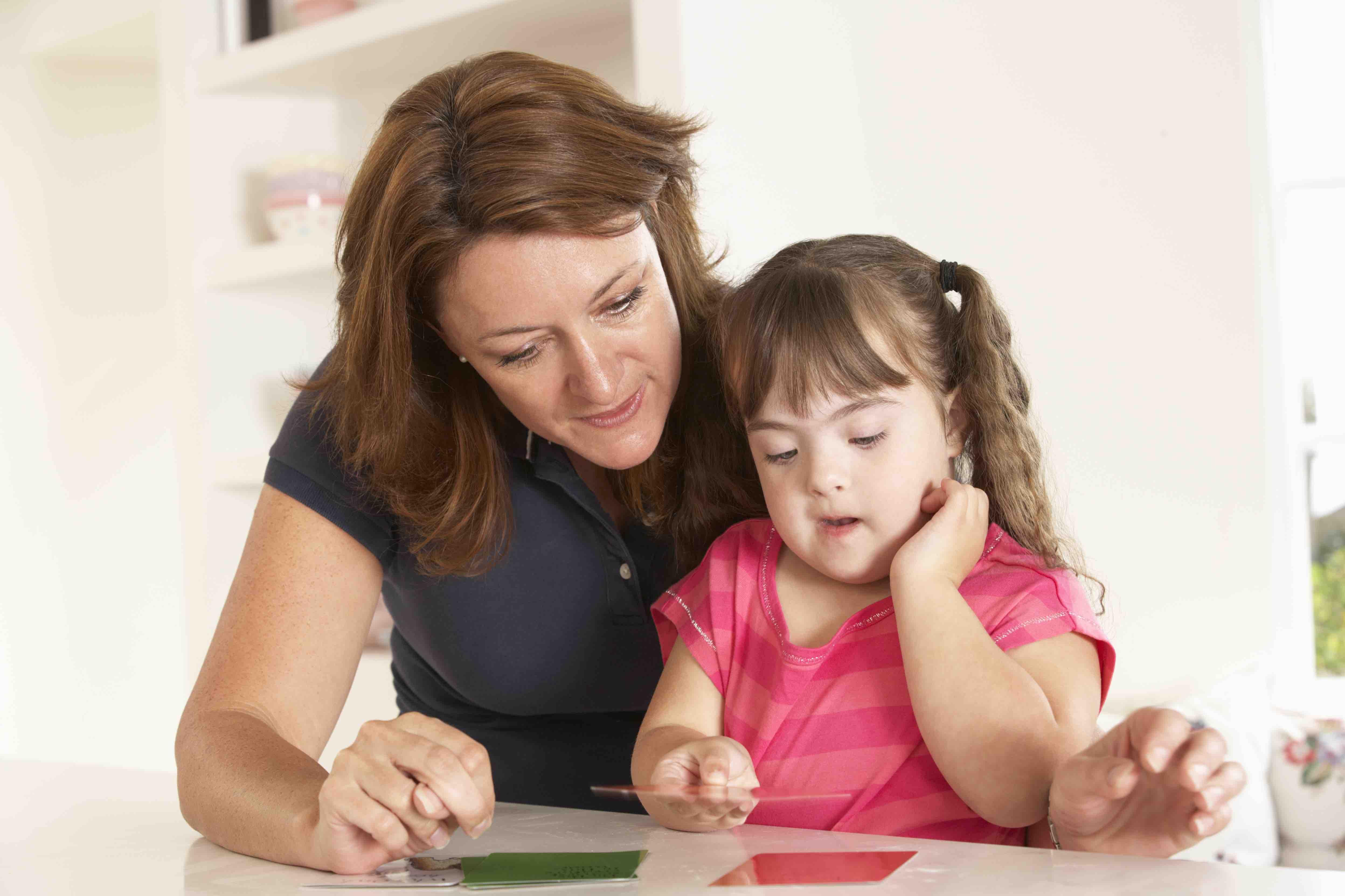 Course Image Niños con Síndrome de Down - Enero 2020