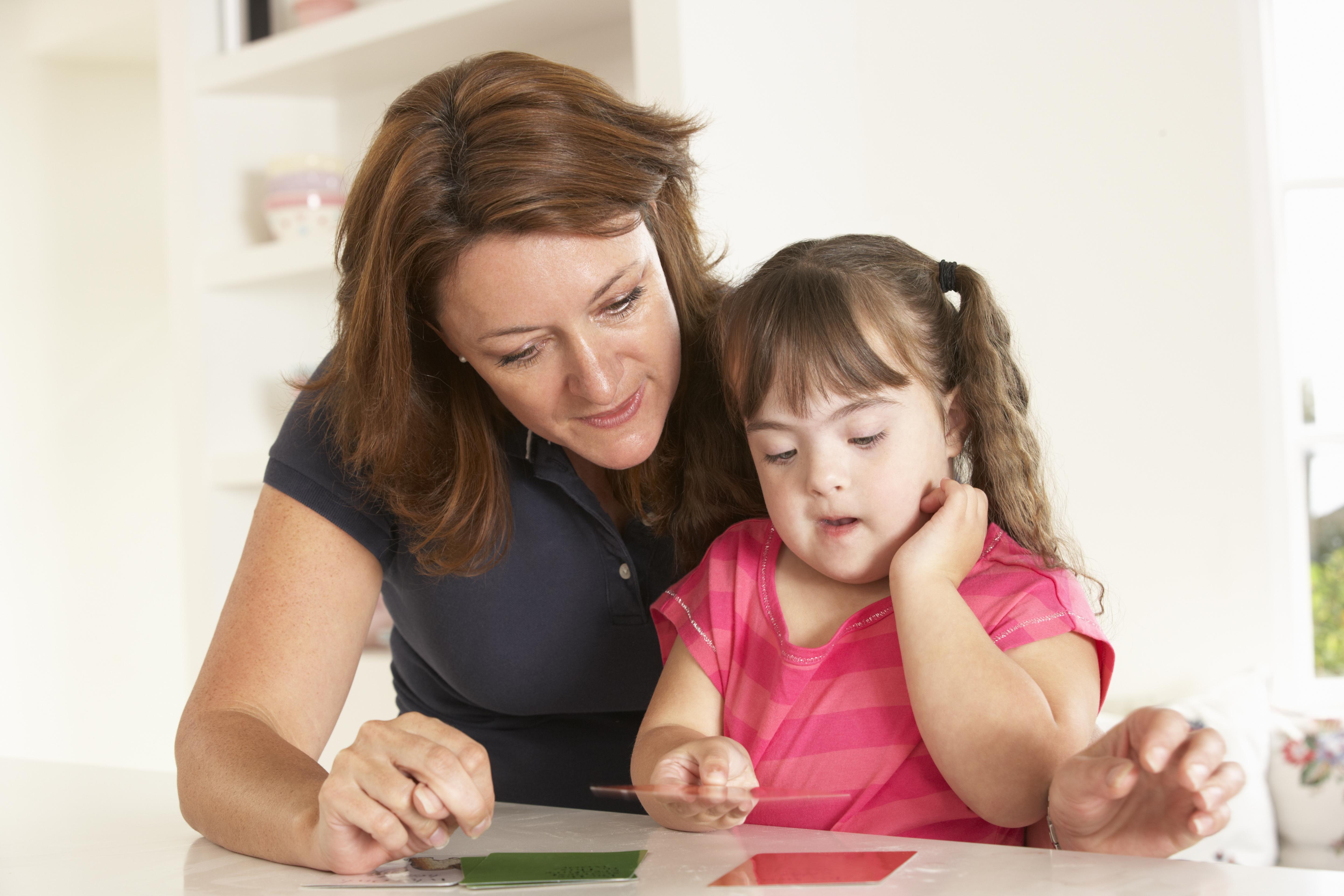 Course Image Niños con Síndrome de Down - Agosto 2019